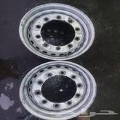 تشليح تريلات من مركز النور جنوط   شكمان