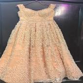 فستان جديد نظيف