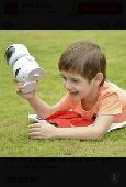 روبوت التعليم الذكي للأطفال