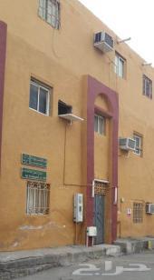 عمارة ثلاث ادوار في حي الشرفية بجدة ب600 صيده