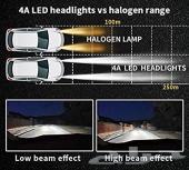 LED سياره