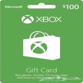 100  XBOX بطاقة شحن ستور (امريكي)