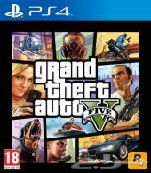 حرامي سيارات جراند5  PS4 GTA5