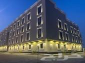 شقة فاخرة مع سطح المساحة 137م في حي عكاظ