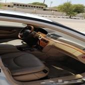 سيارة مرسيدس موديل 2001 بيضاء الون داخلي هلوز