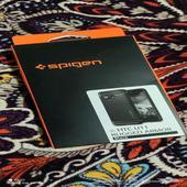 غلاف Spigen ظهر لجوال HTC U11