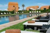 شقة راقية غرفتين عصريتين بمدينة مراكش الساحرة