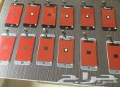 شاشات ايفون iPhone شامل التركيب فقط ب99 ريال