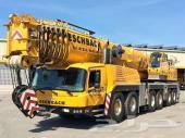 كرينات ومعدات ثقيلة للايجار