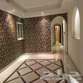 شقه 3 غرف وروف معا سطح واسع لتمليك من المالك