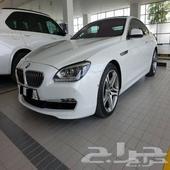 للبيع BMW 640i كوبيه نظيف وغاية المستخدم