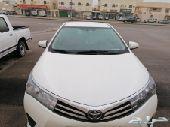 الرياض - كرولا الموديل 2015  قير
