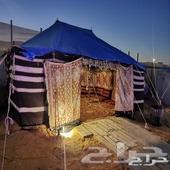 اغراض مخيم للبيع