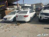 تشليح التدوير لشراء السيارات المصدومه وبيع