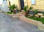 منسق حدائق ابو كريم