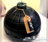 هدية غريبة القنبلة مع بوكس الفلوس وأصوات
