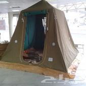خيمة البيرق ثلاثة في ثلاثه