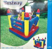 نطاطة قلعة نفخ للاطفال توصثل مجانا