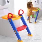 كرسي تعليم الاطفال دخول الحمام