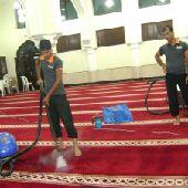 شركه تنظيف منازل بالرياض شقق فلل  غسيل مجالس