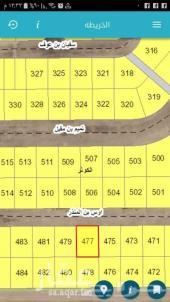 نص ارض للبيع بمخطط 128 االعزيزيه الخبر437م