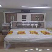 غرف نوم جديده 1150ريال تشمل التوصيل والتركيب