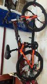 دراجات هوائيه ( سياكل ) قابله للطي ( تنصفط )