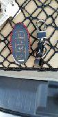 جراب جلد مع ميدالية لريموت نيسان البصمة