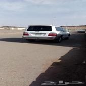 جيب جي اكس أر موديل 2005 ممشي 500