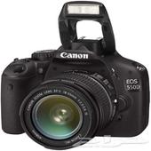 كاميرا كانون احترافية