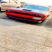 جده - السيارة  دودج -