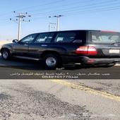 لاندكروزرGXR موديل 2000  V6 تماتيك