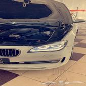 BMW 2015 730 فل للبيع