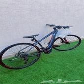 دراجة تون للبيع في بريده نظيف جدا