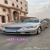 للبيع لكزس LS460 سعودي فل كامل ماشاء الله