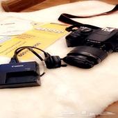 كاميرا كانون استعمال حشمه للتواصل واتس