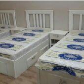 غرف نوم  ( أثاث راقي )))