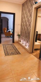 شقة مؤثثة وجاهزة للسكن VIP