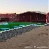 مخيم للايجار اليومي طريق بريمان