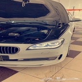BMW b7 2015