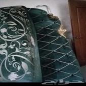 شقه 3 غرف مفروش جده الريان سرير ومفرش جديد