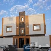 شقة علوية  و ملحق للبيع _ حي البوادي _ تبوك