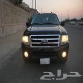 فورد إكسبيدشن 2014 سعودي قصير
