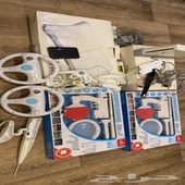 جهاز اللعاب wii وي نينتيدو مع ملحقاته