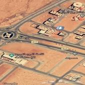 قطعة سكنية في مدينة دخنة وليس الحوطة.