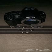 كاميراا نيكون d3100