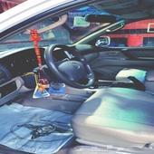 لاندكروزر 2003 فل كامل ماشي 253 للبدل فقط ب أسكويا نظيف