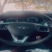 جدة - السيارة  هونداي -