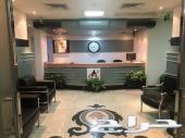 مكتب مؤثث للايجار الشهري ب 1250 ريال