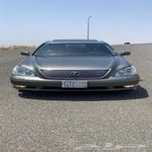 لكزس LS430سعودي نظيفه جدا